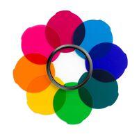 MANFROTTO Filter Ledljus Lumi 8 Multicolor
