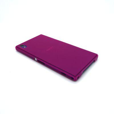 Sony Xperia Z1 L39h Skydd Skal Case Rosa