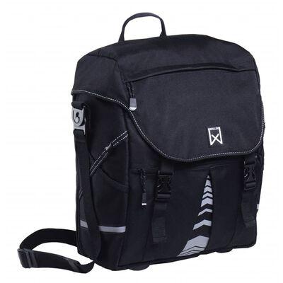 Willex Cykelväska XL 1200 25 L svart 13511