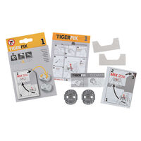Tiger Monteringsmaterial TigerFix Type 1 metall 398730046