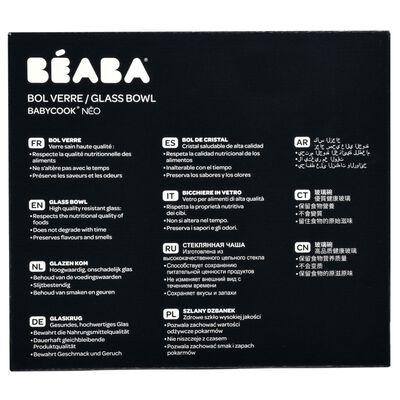Beaba Glasbehållare Babycook Neo grå
