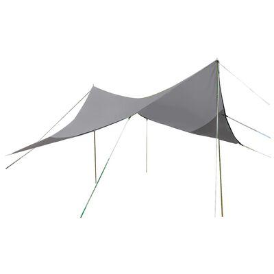 Bo-Camp Tarp 5x5 m grå