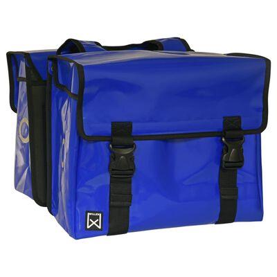 Willex Cykelväska 40 L blå