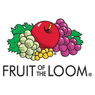 Fruit of the Loom Original T-shirt 5-pack svart stl. S bomull