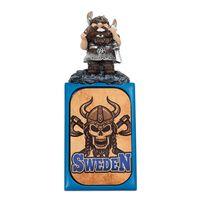 Magnet Souvenir Viking Skalle