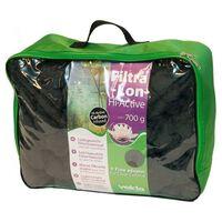 Velda Filtermaterial Filtra-Lon Hi-Active 700 g svart