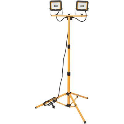 Brennenstuhl LED-strålkastare med stativ JARO 4000 T IP65 2x20 W