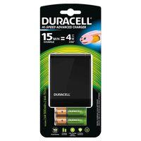 Duracell Batteriladdare Hi-Speed 15 min CEF27