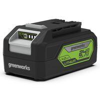 Greenworks Batteri 24 V 4 Ah
