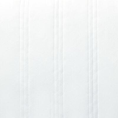 vidaXL Resårsäng mörkgrå tyg 160x200 cm