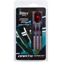 Abbey Darts Dartpilar 3 st 85% volfram 26 g silver