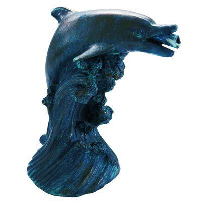 Ubbink Dammfontän delfin 18 cm 1386020