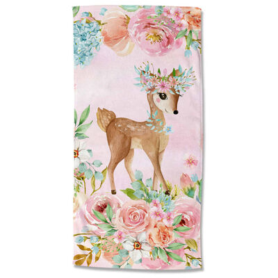 Good Morning Badlakan SWEET 75x150 cm rosa