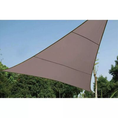 Perel Solsegel triangel 3,6 m taupe GSS3360TA