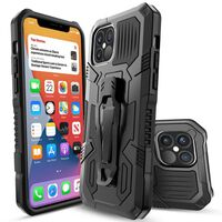 "Stöttåligt Skal 3i1 Apple Iphone 12 (6.1"")"