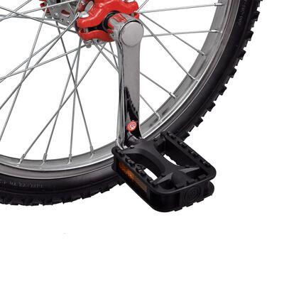 Röd Justerbar Enhjuling 16 Tum