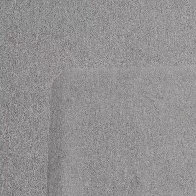 vidaXL Golvskydd för laminatgolv/heltäckningsmatta 90 cm x 120 cm