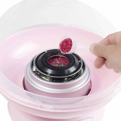 Bestron Sockervaddsmaskin ACCM370 rosa plast