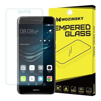 Huawei P8 Lite skärmskydd Premium Tempered Glass 9H Pro+