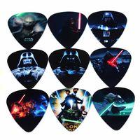 Star Wars Plektrum i 10-pack - Gitarrtillbehör