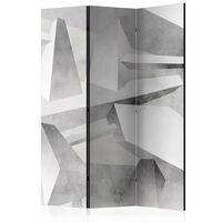 Rumsavdelare - Frozen Wings   - 135x172 Cm