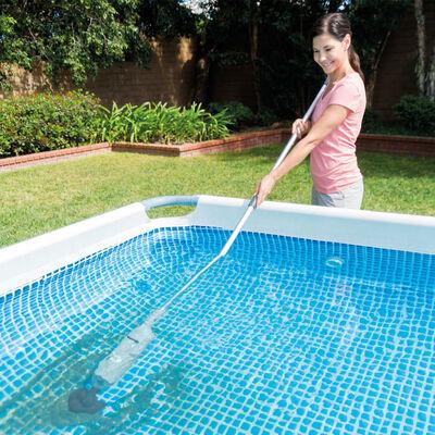 Intex Laddningsbar spa- och pooldammsugare ,