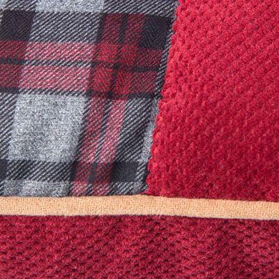 Scruffs Madrass Highland röd