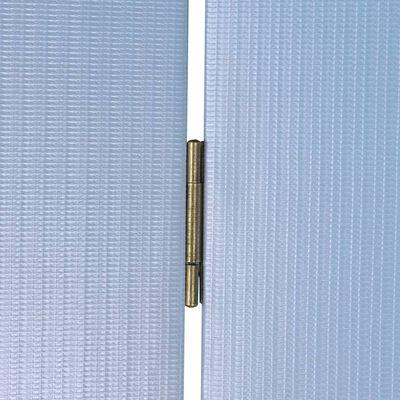 vidaXL Vikbar rumsavdelare 200x170 cm strand