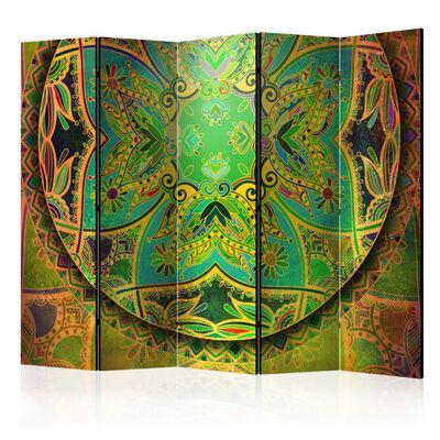 Rumsavdelare - Mandala: Emerald Fantasy Ii   - 225x172 Cm