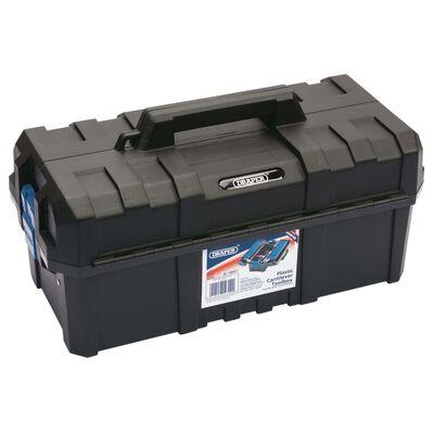 Draper Tools Utfällbar verktygslåda 45,4x23,5x23,5 cm