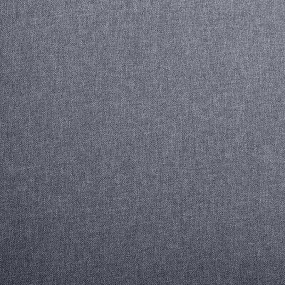 vidaXL Fåtölj mörkgrå tyg