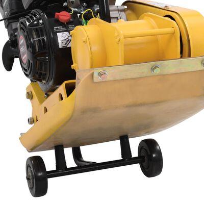 vidaXL Plattvibrator 196 CC 63 kg 12,1 Kn