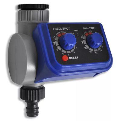 vidaXL Vattentimer med regnsensor