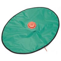 Beeztees Kattleksak Flifly 18x18x15,5 cm grön 440635,