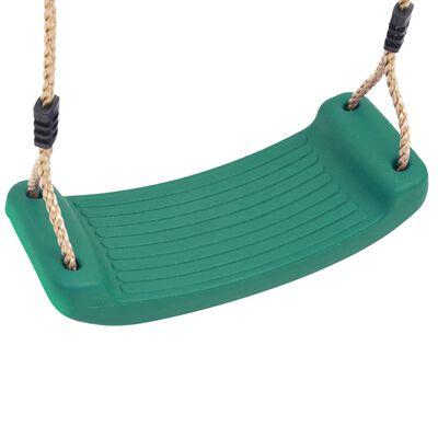 vidaXL Barngunga grön