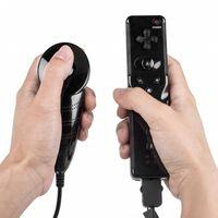 Wii Remote och Nunchuk controller