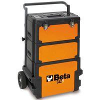 "Beta Tools Verktygsvagn ""C42H"" Orange 042000002"