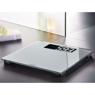 Soehnle Badrumsvåg Style Sense Comfort 600 silver 200 kg 63864