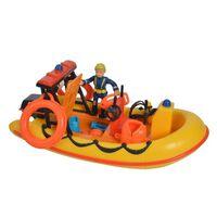 Simba Leksaksbåt Neptune röd och gul