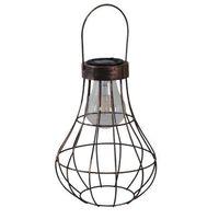Luxform Solcellslampa för trädgård LED Manchester
