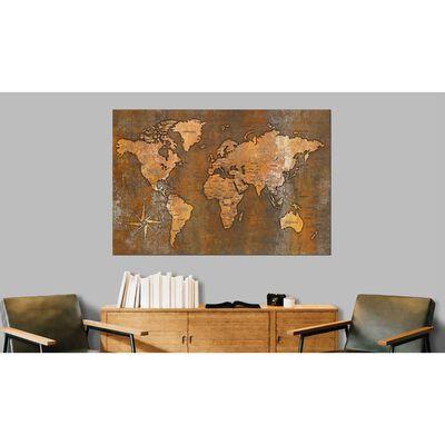 Tavla - Rusty World - 90x60 Cm