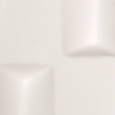 vidaXL Väggpaneler 3D 24 st 0,5x0,5 m 6 m²