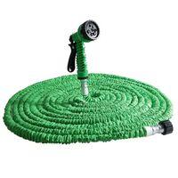 20m Magic Hose Expanderande Vattenslang - Grön