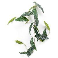 Emerald Konstväxt forellbegonia girlang 120 cm