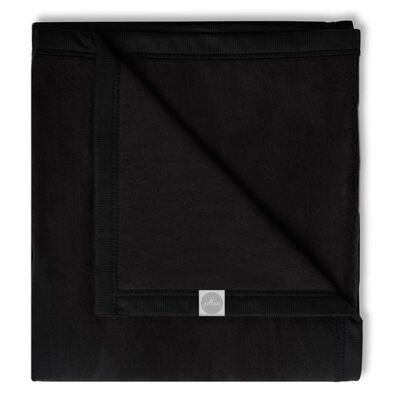Jollein Filt 75x100 cm svart 514-511-00021