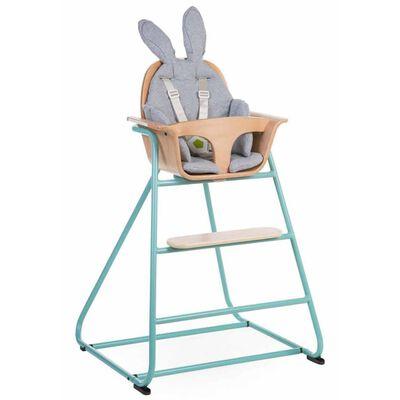 CHILDHOME Universell barnstolsdyna kanin grå CCRASCJG