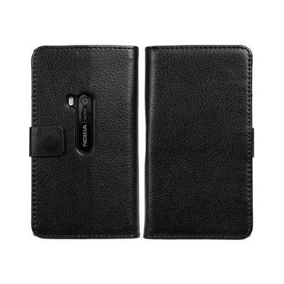Mobilplånbok 2-kort Nokia Lumia 920 (RM-820) Svart