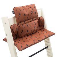 Jollein Barnstolsdyna för justerbar stol Spot karamell