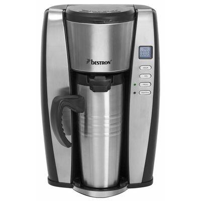 Bestron Kaffekokare 650 W 400 ml silver ACUP650