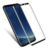 IMAK Heltäckande Härdat Glas Samsung Galaxy S9 Plus - Svart